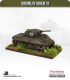 10mm World War II: British - M4A2 Sherman III tank - 75mm