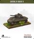 10mm World War II: British - M4 Sherman tank - 105mm