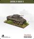 10mm World War II: British - M4A4 Sherman V tank - 75mm