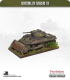 10mm World War II: British - M4A4 Sherman V tank - 75mm (dozer blade)