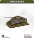 10mm World War II: British - M4A4 Sherman Vc Firefly tank - 17pdr