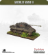 10mm World War II: British - M4A4 Sherman Firefly tank - 17pdr (no skirts)