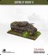 10mm World War II: British - M4A4 Sherman tank - 75mm (field armour)