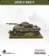 10mm World War II: British - M4A4 Sherman Firefly tank - 17pdr (field armour)