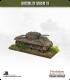 10mm World War II: British - M4A2 Sherman tank - 75mm (mid-war)