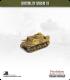 10mm World War II: British - M3 Lee light tank - 75mm (M2 short gun)