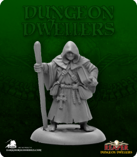 Dungeon Dwellers: Brother Hammond, Traveling Monk