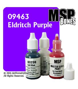 Master Series Paint: Bones Colors - 09463 Eldritch Purple (1/2 oz)