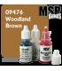 Master Series Paint: Bones Colors - 09476 Woodland Brown (1/2 oz)