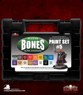 Master Series Paint: Bones Ultra-Coverage Paints Set 5
