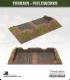 Terrain Fieldworks (10mm): 2 Gun Emplacement (16-19th century)