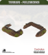 Terrain Fieldworks (10mm): Dugout (with rough timber)