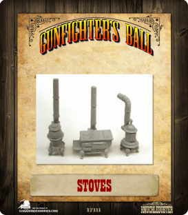 Gunfighter's Ball: Stoves