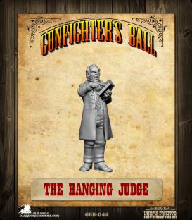 Gunfighter's Ball: The Hanging Judge