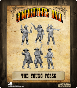Gunfighter's Ball: The Young Posse Pack