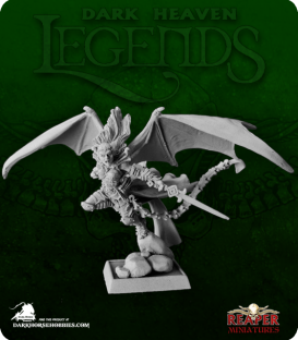 Dark Heaven Legends: Sirithis, Succubus Warrior