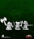 Dark Heaven Legends: Mouslings - Pirate, Savage, Duelist