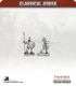 10mm Ancient (Classical): Greek - Armoured Hoplites (tunic cuirass)