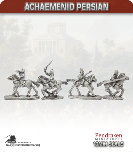 10mm Ancient (Classical): Achaemenid Persian - Light Cavalry with Javelin