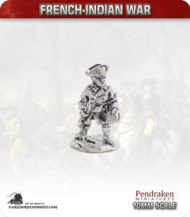 10mm French-Indian War: General Wolfe