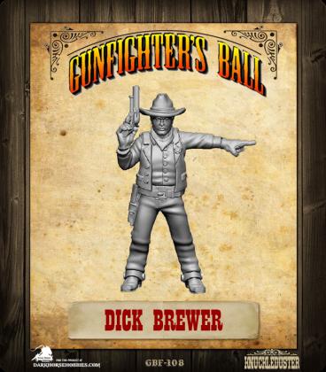 Gunfighter's Ball: Dick Brewer