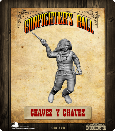 Gunfighter's Ball: Chavez y Chavez