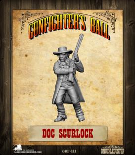Gunfighter's Ball: Doc Scurlock