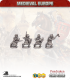 10mm Medieval (European): Knights on Foot