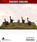 10mm Fantasy Goblins: Shamans with Runestone