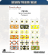 10mm Marlburian/Seven Years War Flags: Prussian 1 - IR1-9