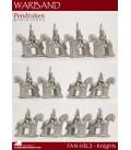 10mm Fantasy High Elves: Knights