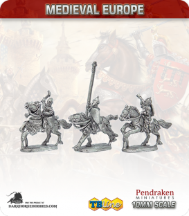 10mm Eastern European Medieval: Mounted Command