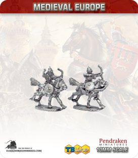 10mm Eastern European Medieval: Light Cavalry