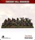 10mm Fantasy Hill Dwarves: Warriors