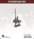 10mm Elizabethan: Demilance in Burgonet - Walking