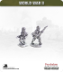 10mm World War II: German - Para Riflemen - Advancing