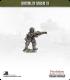 10mm World War II: German - Para Riflemen - Standing/Firing