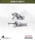 10mm World War II: German - Para MG34 Team