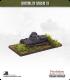 10mm World War II: German - Panzer I Ausf B Command Tank