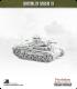 10mm World War II: German - Panzer III E/F Medium Tank - 37mm gun