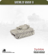 10mm World War II: German - Panzer IV F1 Medium Tank