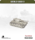 10mm World War II: German - Panzer IV F2 Medium Tank