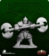 Dark Heaven Legends: Kurz, Orc Fighter