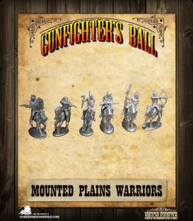 Gunfighter's Ball: Mounted Plains Warriors Faction Pack