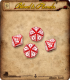 Blood & Plunder: D10 Dice Set (Spanish)