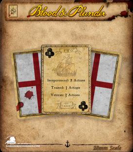 Blood & Plunder: Activation Deck (English)
