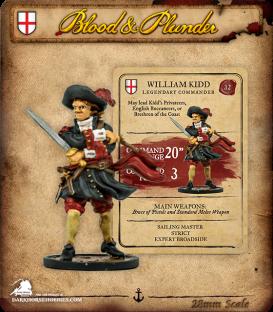 Blood & Plunder: England - William Kidd