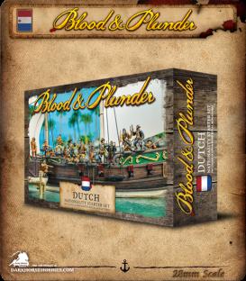 Blood & Plunder: Dutch - Nationality Starter Set