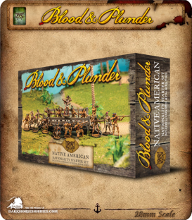 Blood & Plunder: Native American - Nationality Starter Set