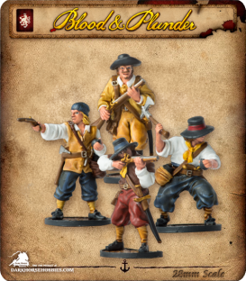 Blood & Plunder: European - Sailor Weapon Upgrade Unit